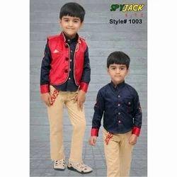 Boys Modi Jacket