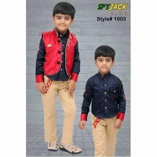 Boys Modi Jacket At Rs 900 Piece Kids Jacket Id 10436125948