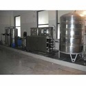 1000 LPH Packaged Drinking Water Plant
