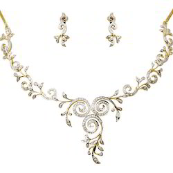 Indian Bridal Diamond Jewelry Sets