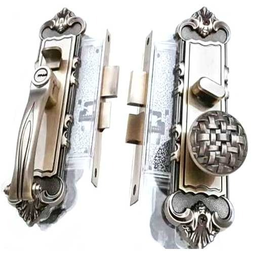 Door Handle Cum Lock at Rs 3450 /set | Mortise Handle Lock ...