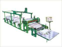 Roll To Sheet Cutter Machine with 5 Stand