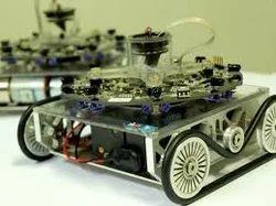 Swarm Robots TechJunk Pinterest Robot