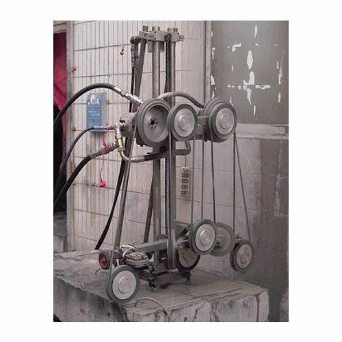 Hydraulic Wire Saw Machine, Hydraulic Wire Saw Machine ...