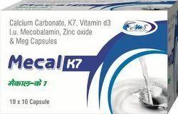 Calcium Carbonate K7 Vitamin D3