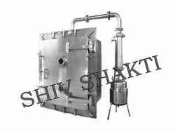 Shelf Type Static Vacuum Dryer