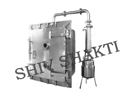 Shelf Type Static Vacuum Dryer