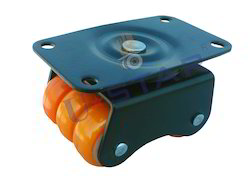 Moving Bearing Sixer Wheel Caster