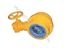 Gear Operated Ball Valve