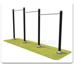 Playco Stainless Steel Pull Up Bar, For Gym