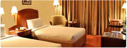 Centrally Air Conditioned Rooms With Individual Temperature