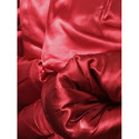 Maroon Raw Silk Fabric