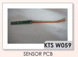 Sensor PCB Weft Feeders