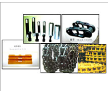 Earth-mover Undercarriage Parts