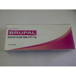 Bisoprolol Fumarate Tablets, Packaging Size: 3*10 Tablets, for Clinical