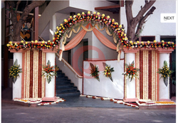 Gate Decoration
