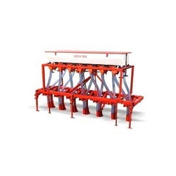 Spring Type Agricultural Nine Tine Seed Drill