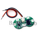 Li- Ion Battery 18650 3.7v Protection Circuit Module