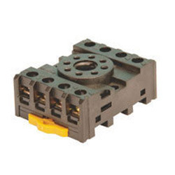 Sockets & Accessories-DIN Rail Mounting Sockets
