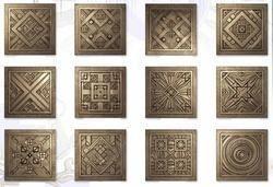 Decorative Copper Artifacts