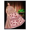 Srinath Cottons Party Wear Ladies Cotton Sarees, With Blouse