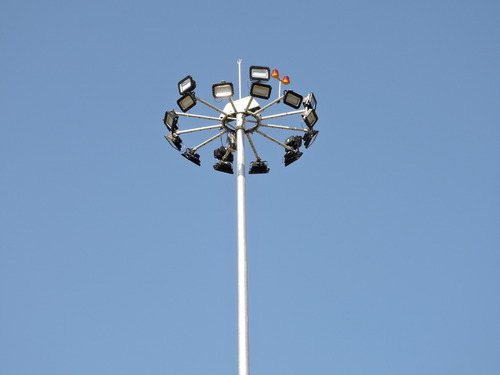 LED High Mast Pole