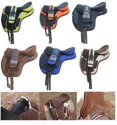 English Pony Treeless Saddle