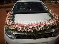 Wedding Car Decoration In Goa