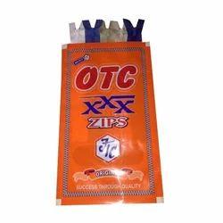 OTC Trouser Zip