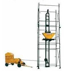Industrial Tower Hoist
