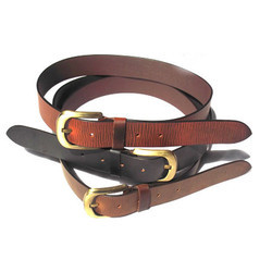 Oil Pull Up Casual Belts
