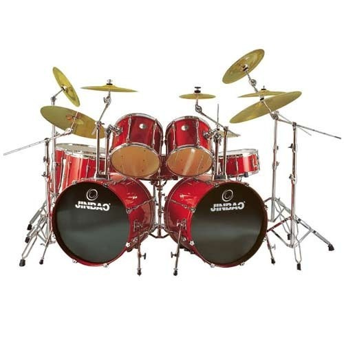 Musical Drum Modern Jinbao Drum Manufacturer From Pune