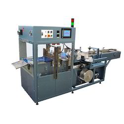 Shrink Wrapping Machine With Side Sealer