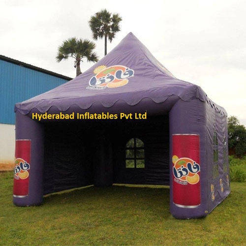 Inflatable Tent For During Rains & Inflatable Tent For During Rains Rs 60000 /piece(s) Hyderabad ...