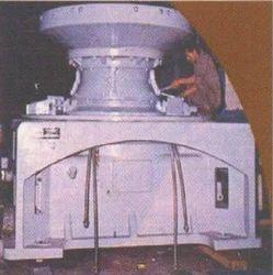 Maintenance of Rotary Parts