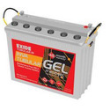 Exide Tubular Gel Vrla Battery, For Inverter, Model Name/number: Vary