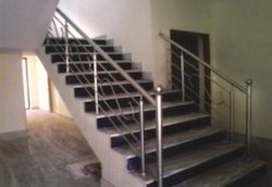 S.S Stair Case Railing