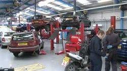 Vehicle Repair Workshop