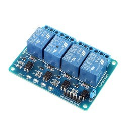 4 Channel Relay Module Pie Automation Solutions Manufacturer