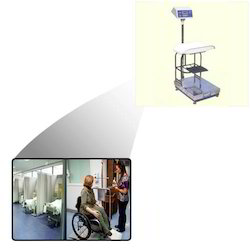 Health Weighing Scales For Hospital
