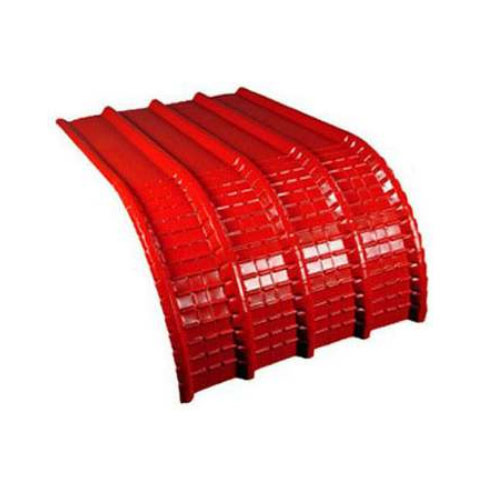 Curved Roofing Sheets : Roofing sheeting hindalco everlast aluminium
