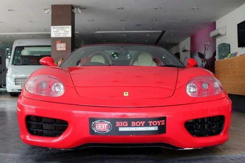 2004 Used Ferrari F360 Modena Spider Big Boy Toyz New Delhi Id 4648219048