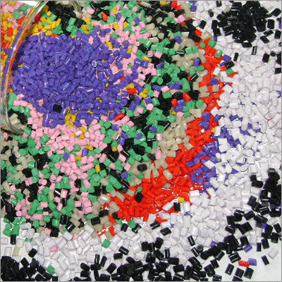 Multi Colored PP Granule