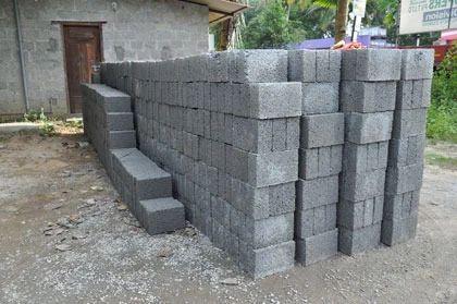 Cement Bricks Acc Bricks Building Brick Construction Brick Eeta Chamber Bricks In Pallickal Alappuzha Mankavil Developers Private Limited Id 9670781091