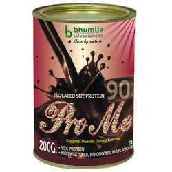 Muscle Soy Protein