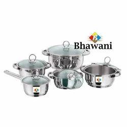 Induction Based Royal Cookware Set