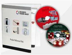 Paper CD Label Printing