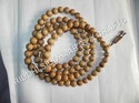 18 mm 108 Beads Sandalwood Mala