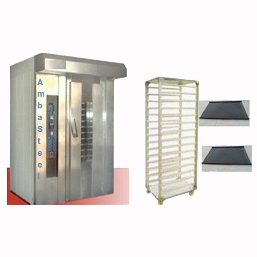 Amba Steel Manufacturer Of Rotary Oven Amp Bakery Oven