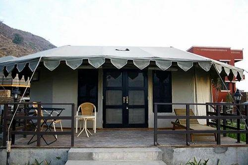 Accommodation u0026 Permanent Tents & Accommodation u0026 Permanent Tents - Jodhpur Tents Jodhpur | ID ...